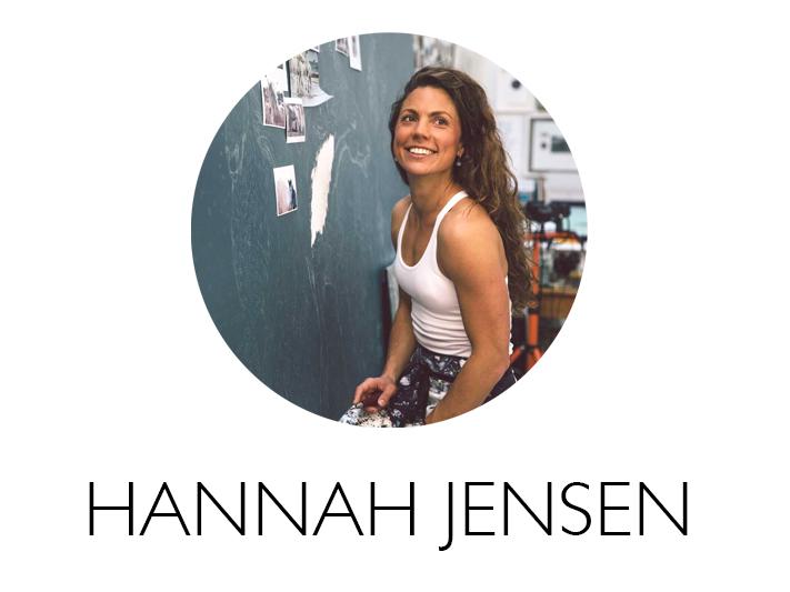 Hannah Jensen